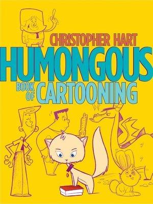 cover image of Humongous Book of Cartooning